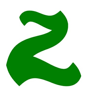 Zöldút logó